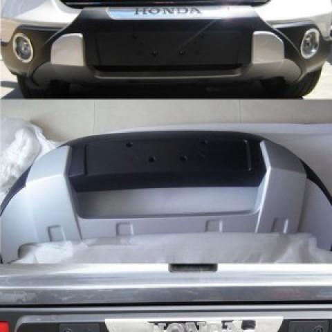Cản trang trí trước sau cho Honda CR-V 2010