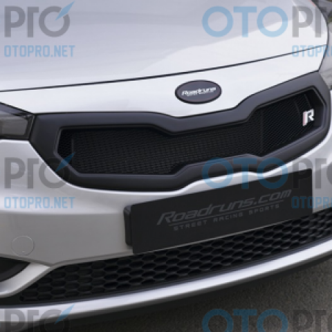Mặt ca lăng cho xe Kia K3 mẫu Roadruns