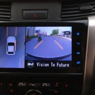 Camera 360 cho xe Nissan Navara