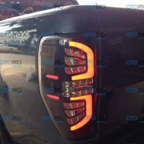 Đèn hậu độ LED nguyên bộ cho Ford Ranger 2013-2016 mẫu 1