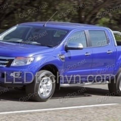 Bậc dẫm lên xuống cho xe Ford Ranger 2013-2015