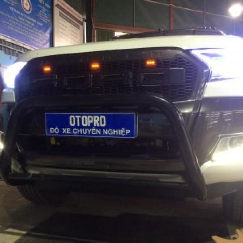 Ford ranger lắp cản trước chữ U
