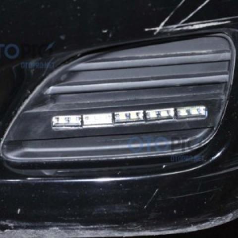 Độ đèn gầm LED daylight cho xe Toyota Altis 2009