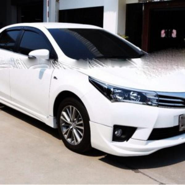 Bodylips cho xe Corolla Altis 2014-2015 mẫu Aero