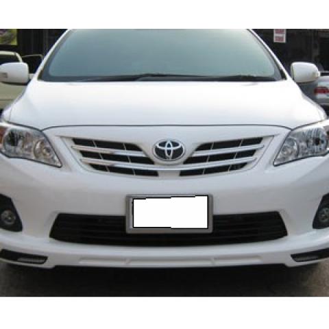 Body kit Toyota Altis 2008-2013  mẫu 3