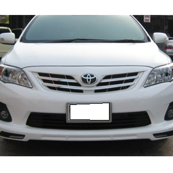 Body kit Toyota Altis 2008-2013  mẫu 3