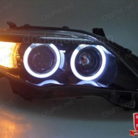 Đèn pha độ LED nguyên bộ cho xe Toyota Corolla 2011-2013