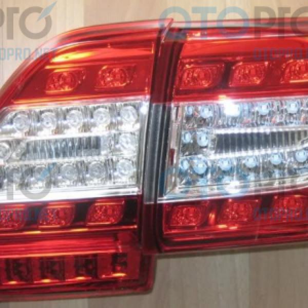 Đèn hậu độ LED nguyên bộ cho xe Corolla Altis 2010-2012