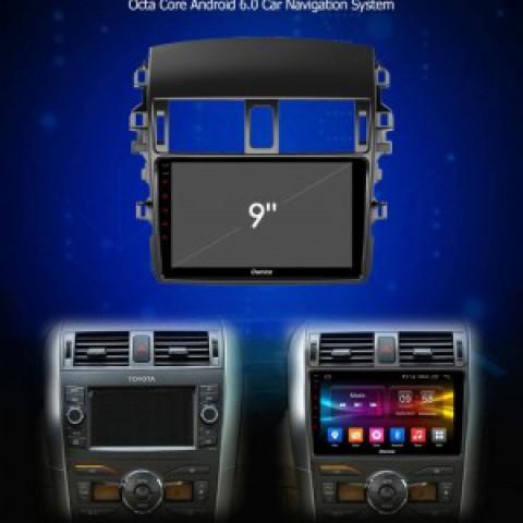Đầu DVD ô tô cho xe Toyota Corolla Altis