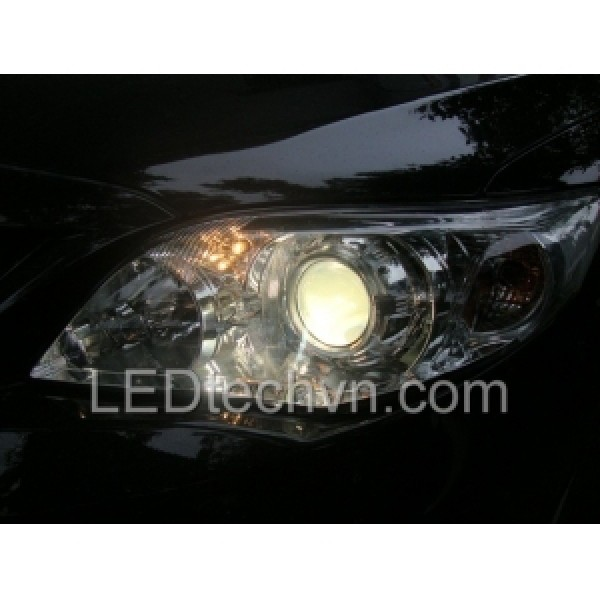 Độ đèn bi Xenon, độ bi Xenon, Projector choxe Toyota Altis