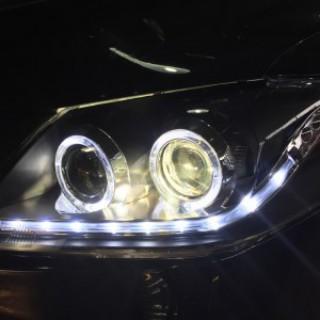 Camry 2010 Lên Đèn Pha Độ LED Nguyên Bộ