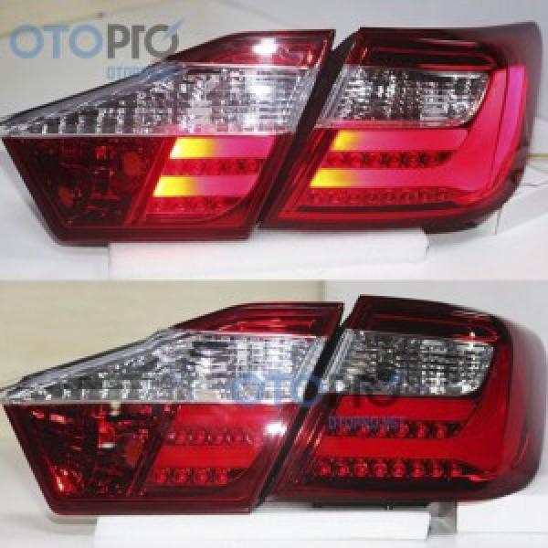 Đèn hậu độ LED nguyên bộ cho xe Camry mẫu TW V50