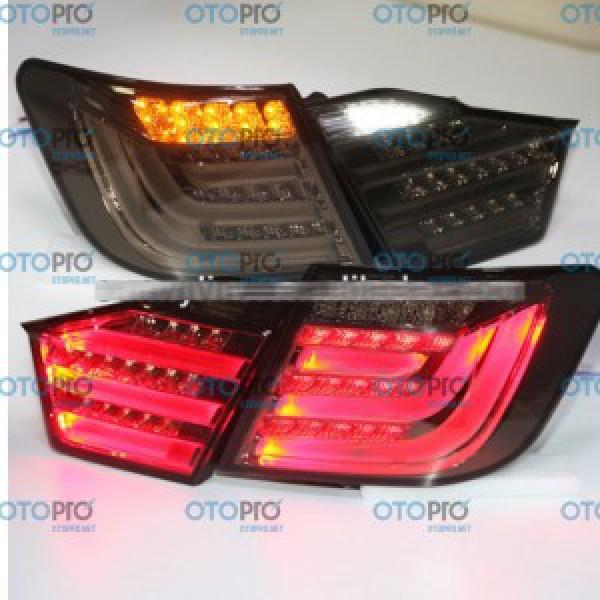Đèn hậu độ LED nguyên bộ xe Toyota Camry 2012-2013 mẫu BMW khói