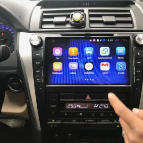 Đầu DVD ô tô cho xe Toyota Camry