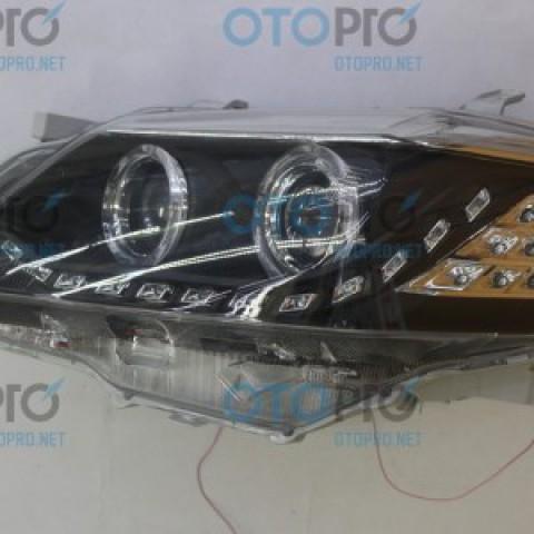 Đèn pha độ LED nguyên bộ cho xe Camry 2010