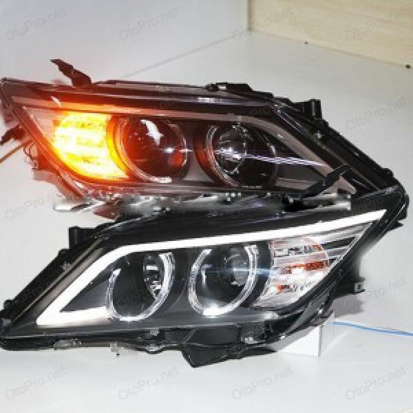 Đèn pha LED nguyên bộ cho Camry 2013 mẫu mí khối 2