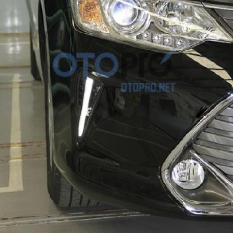 Đèn gầm độ LED daylight cho xe Camry 2015