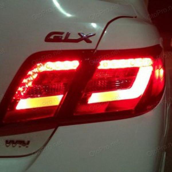 Đèn hậu độ LED nguyên bộ cho Camry LE xuất Mỹ 2007 – 2009