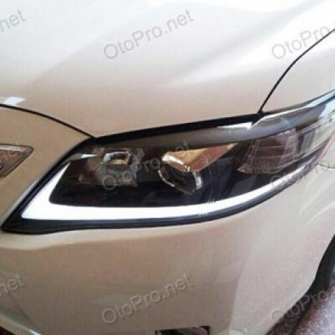 Đèn pha độ LED nguyên bộ cho xe Camry LE xuất Mỹ đời 07-11