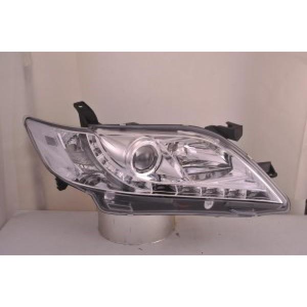 Đèn pha LED nguyên bộ chóa trắng cho Camry 2007 xuất Mỹ