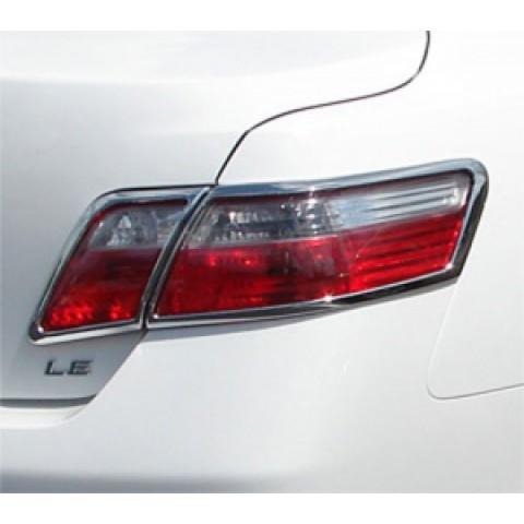 Viền đèn sau Toyota Camry mạ Crom xuất Mỹ