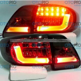 Đèn hậu độ LED nguyên bộ xe Toyota Corolla Altis 2011-2013