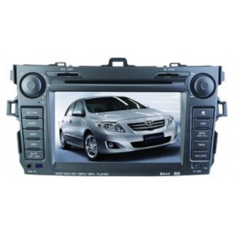 Màn hình đầu DVD cho xe Toyota Corolla 2009-2011