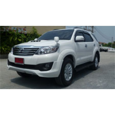Body Kits Toyota Fortuner Sportivo V5