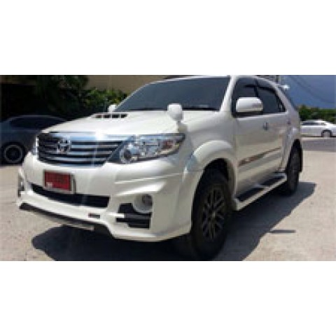 Body Kits Toyota zercon (ZII) Fortuner  2012