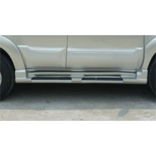 Body Kits Toyota  Fortuner TRD Sportivo II