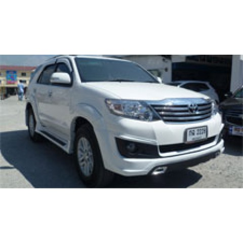 Body Kits Toyota Fortuner JAP (R1) 2012