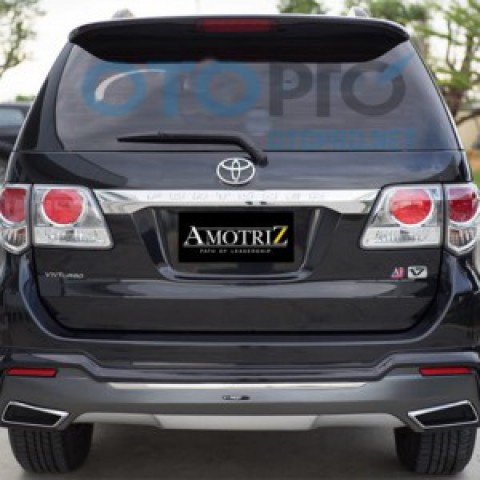 Body Kits TOYOTA Amotriz Fortuner 2012-2014