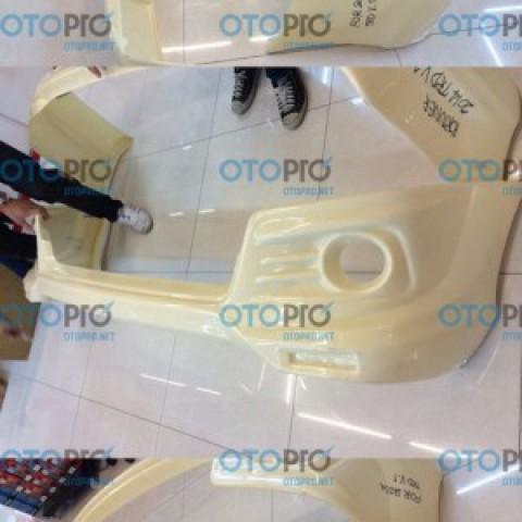 Bodylip cho Fortuner 2012-2015 mẫu TD V1 nhập khẩu Thái Lan