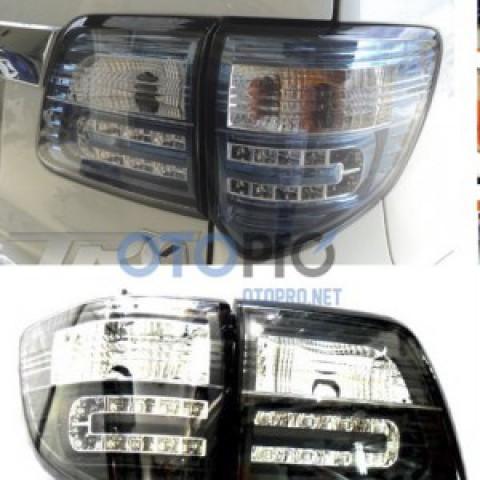 Đèn hậu độ LED cho xe Fortuner 2014-2015 mẫu 1