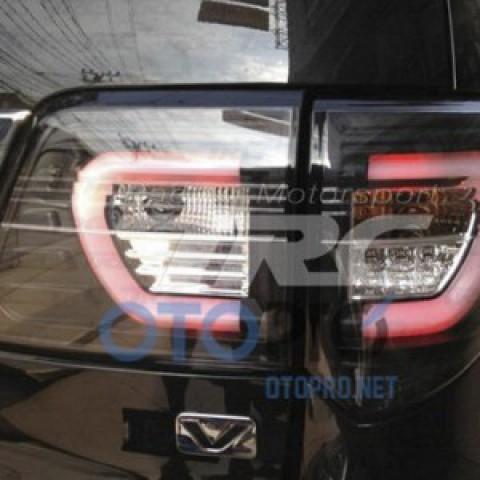 Đèn hậu độ LED nguyên bộ cho xe Toyota Fortuner 2015 mẫu 2