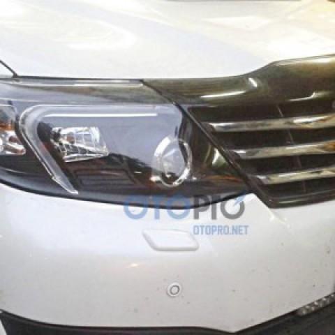 Đèn pha độ LED nguyên bộ xe Fortuner 2015 Thái Lan