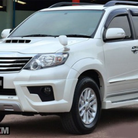 Body Kits Toyota FreeForm R-1 Fortuner  2012