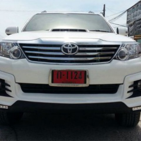 Body Kits Fortuner TRD Spotivo 2014