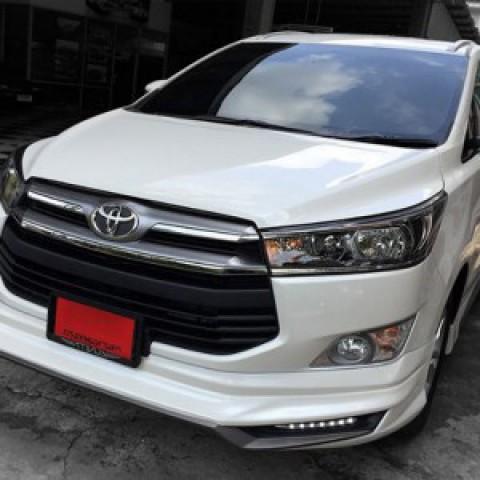 Bodylip cho xe Toyota Innova 2017 mẫu Ativus