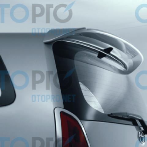 Đuôi gió nóc kính hậu không đèn cho xe Innova 2014