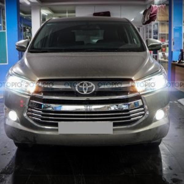 Toyota Innova 2017-19 lên bi gầm, bi cos