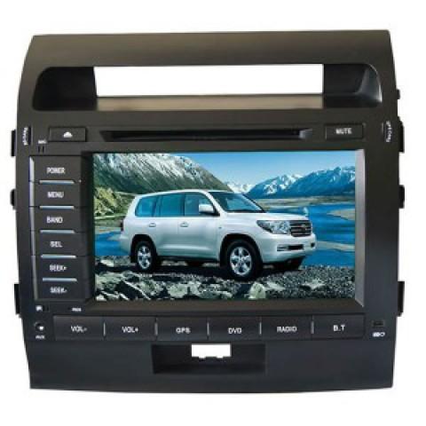 Màn hình đầu DVD cho xe Toyota Land Cruiser 2010-2012