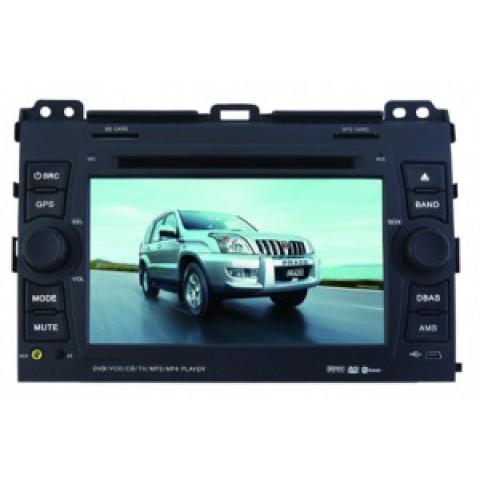 Màn hình đầu DVD cho xe Toyota Prado 2009-2011