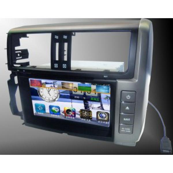 Màn hình đầu DVD cho xe Toyota Prado 2010-2012