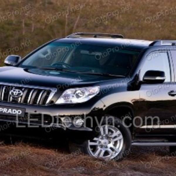 Giá nóc cho xe Toyota Prado