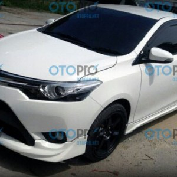 Bodykit cho Toyota Vios 2014-2016 mẫu Camry Style Thái Lan