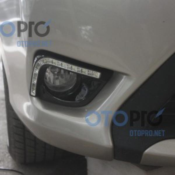 Đèn gầm LED nguyên bộ cho Toyota Vios 2014 mẫu hạt