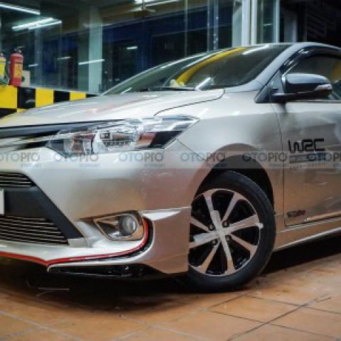 Toyota Vios 2016-17 độ bodykit nhập Thái