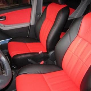 Bọc đệm ghế da cho Toyota Vios
