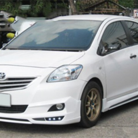 Độ Body Kits Toyota Data tach vios 2007-2012